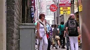 Where Is The Red Light District In Amsterdam Street Name Amsterdam De Wallen Youtube