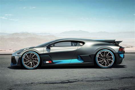 Bugatti Divo é Mais Caro E Mais Lento Que O Chiron E
