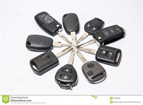 Car Key Stock Illustration. Illustration Of Gift, Control