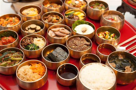 cuisine coréenne tous les plats incontournables