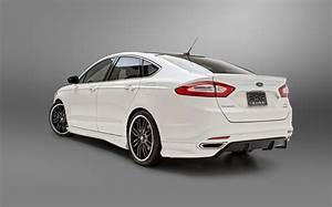 2013 Ford Fusion Rear Deck Lip Spoiler, 692037