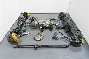 Version 7 Sti Ty856b1aa Transmission Package 5x100 Non