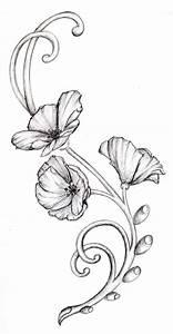Kunst Zeichnungen Bleistift : winde pflanzen bleistiftzeichnung wind blumen von skafreak bei kunstnet ~ Yasmunasinghe.com Haus und Dekorationen