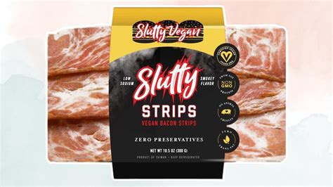 Watch Slutty Vegan Bacon Has Arrived News