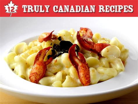 cuisine cagnarde 12 truly canadian recipes