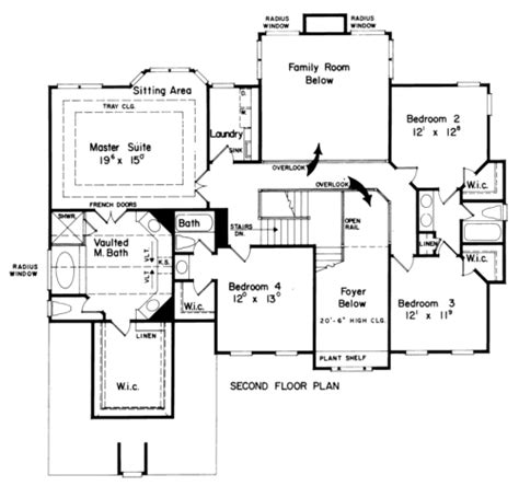 jessica house floor plan frank betz associates