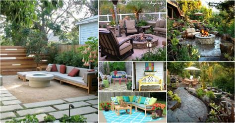 amazing patio makeover ideas   beautify