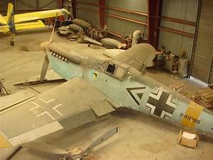 Barn Find: Messerschmitt BF 109