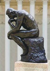 FRAME|WORK: The Thinker by Auguste Rodin | FAMSF