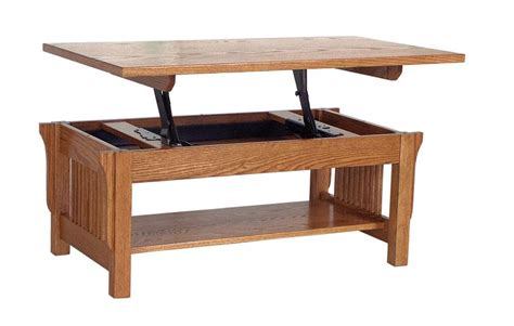 best coffee tables for small spaces hidden storage lift top coffee table with oak material for