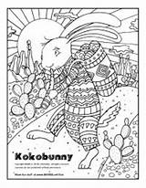 Coloring Easter Bunny Canyon Grand Adults Adult Basket Printable Getcolorings Maze Valley Bunnies Monument Markix sketch template