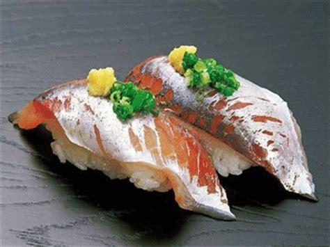 types  sushi