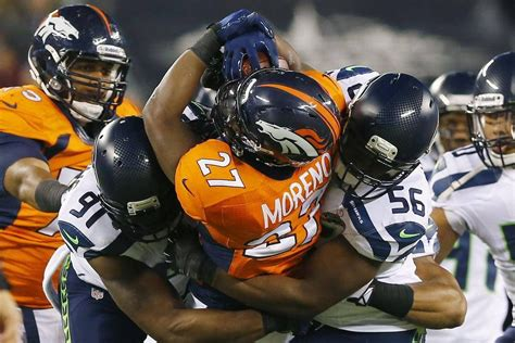 The Best Images From Super Bowl Xlviii The Globe And Mail