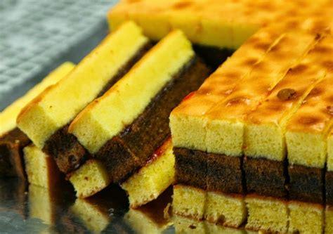 resep membuat kue lapis surabaya spesial lembut praktis