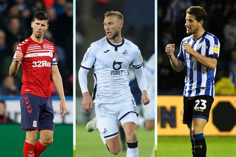 Six out-of-contract Championship players Bristol City ...