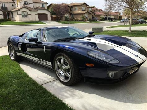 Ford Gt Sales 2005 ford gt40 for sale 1938128 hemmings motor news