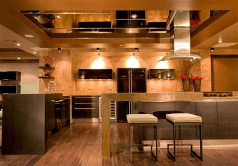creative kitchen lighting 30 spectacular kitchen lighting ideas pictures creativefan 3023