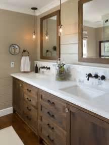 bad landhausstil farmhouse bathroom design ideas remodels photos