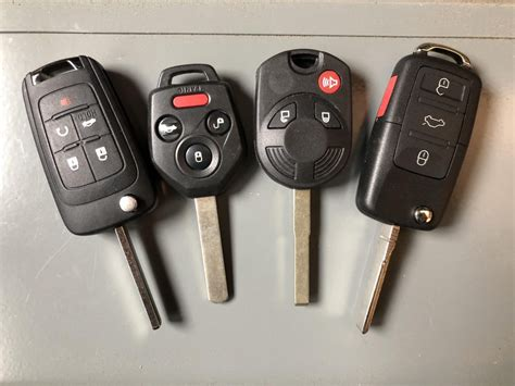 High Quality Car Keys & Fobs Made On The Spot