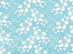 Art Paper Patterns : White Flowers in Blue Background 3 ...