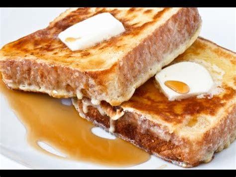 how do you make toast how to make french toast youtube