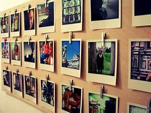Deko Wand Ideen : polaroid deko zum selbermachen deko ideen mit polaroids ~ Markanthonyermac.com Haus und Dekorationen