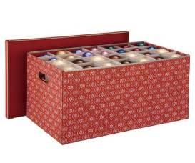 ornament storage box in ornament storage boxes