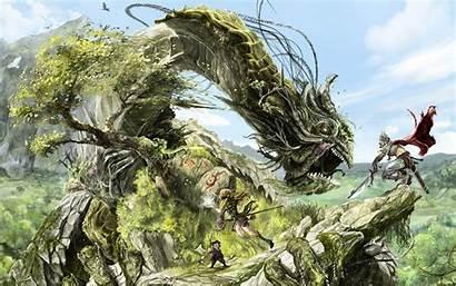 Freeoboi Ru Monster Fantasy Resolutions
