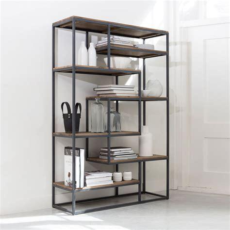 moderne boekenkast hout boekenkast woonkamer hout