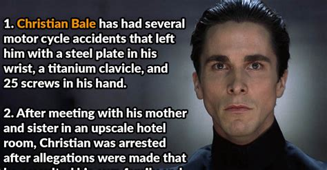 Interesting Facts About Christian Bale