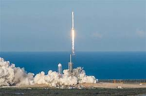SpaceX reuses rocket for the first time - The Manufacturer