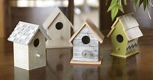 Bird House Kits and Decorations Porter's Craft & Frame