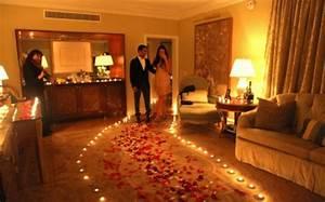 Romantische Ideen Zum Jahrestag : romantische ideen p nktlich f r valentinstag ~ Frokenaadalensverden.com Haus und Dekorationen