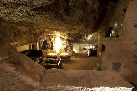 The Cave House On The Sicily Island (Italy)