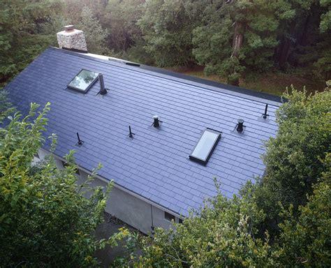 tesla solar roof tesla s solar roof patent reveals quot conductive paste quot used for tile bonding