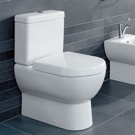 villeroy boch toilette villeroy boch subway soho coupled toilet bathrooms direct