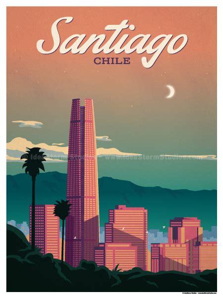ideastorm studio store santiago poster
