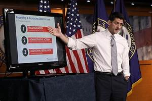 Paul Ryan uses a PowerPoint presentation to sell his ...