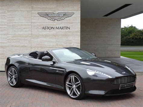 Db9 Volante Aston Martin Lagonda Pre Owned Used Aston Martins
