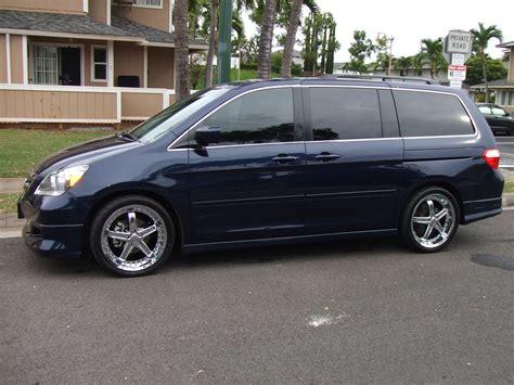 Nellie27 2006 Honda Odyssey Specs, Photos, Modification