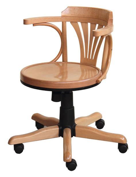 fauteuil de bureau bois fauteuil de bureau pivotant lamaisonplus