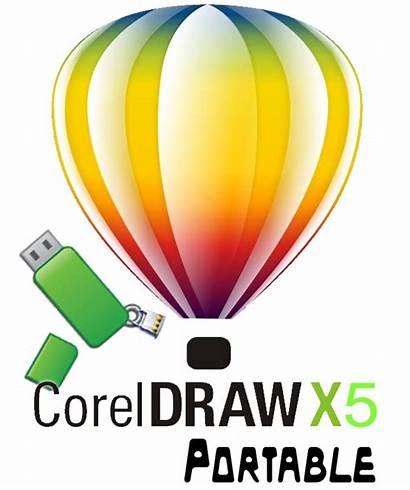 Corel Draw Portable X5 Grafis Desain Gambar