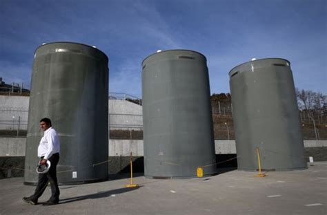 pilgrim officials  moving nuclear waste  higher