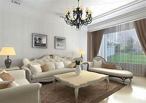 Elegant Living Room Wallpaper 30 Arrangement ...