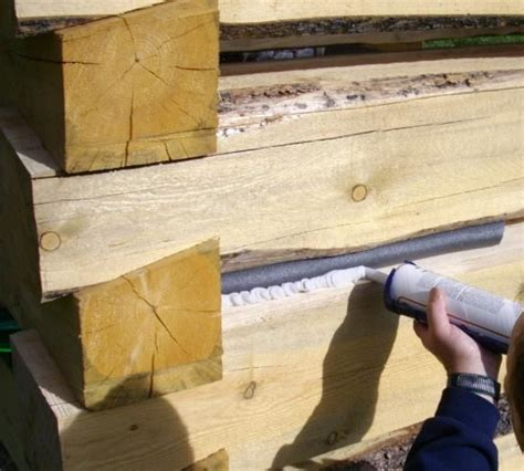build  log cabin  dovetail notches  steps  pictures