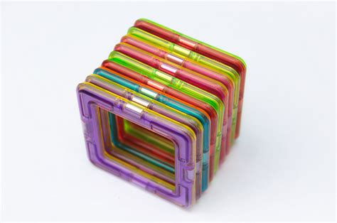 magnetic building tiles 20 pc magnetic building tiles set a mustard seed toys