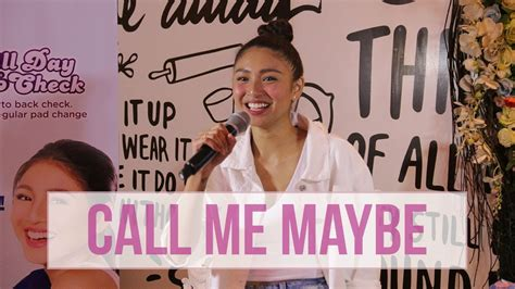 nadine lustre new song new release nadine lustre sings a famous international