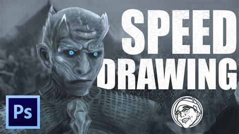 Speed Drawing Game Of Throne Night's King by Slimoss