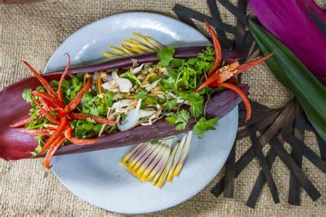 cuisine vietnamienne l 39 utilisation des fleurs dans la cuisine vietnamienne