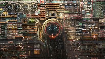 Cyberpunk Futuristic Digital Resolution 4k Wallpapers 1440p